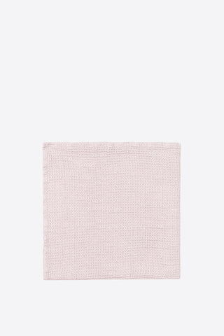 Linen Waffle Towel - Chalky Pink - Oggetto