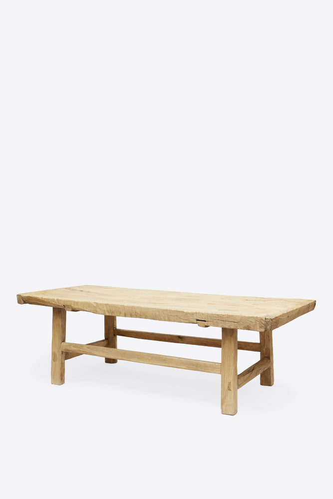 Vintage Elm Coffee Table No.1 - Oggetto