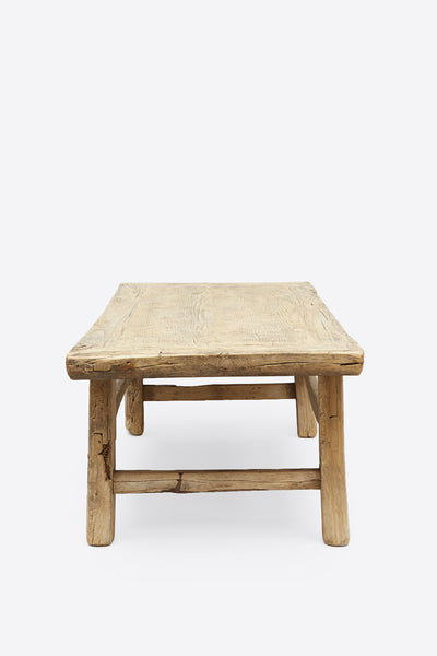 Vintage Elm Coffee Table No.2 - Oggetto