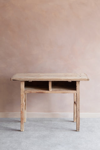 Vintage Elm Console Table No.2 - Oggetto