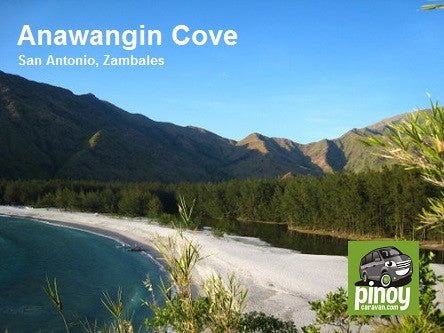 Anawangin Overnight Camping - no meals, w/ transpo
