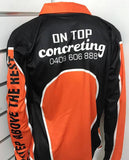Long Sleeve Shirts - Sublimated