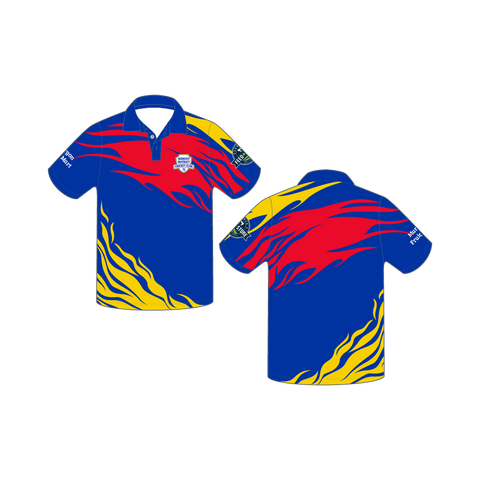 Short Sleeve Coloured Shirt - Murgon & District Cricket Club