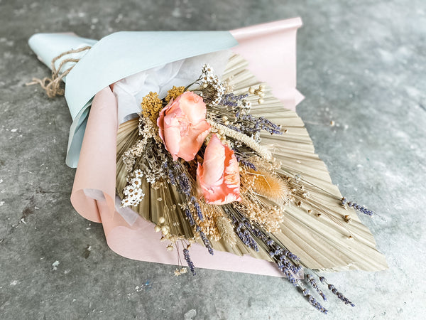 Dried Mixed Floral Bouquet