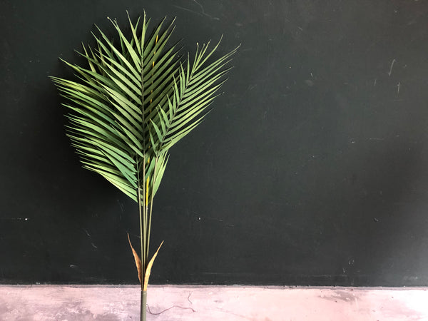 Faux Foliage - Bunch of Palm Leaves