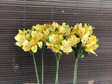Faux Alstroemeria - Other Colours Avail.