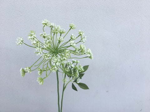 Faux Queen Anne's Lace - Other Colours Avail.