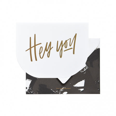 [Everyday Card] Hey You