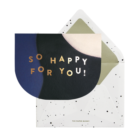 [Everyday Card] So Happy For You