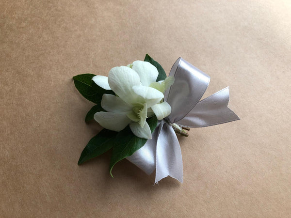 Basic Dendrobium Orchid Corsage