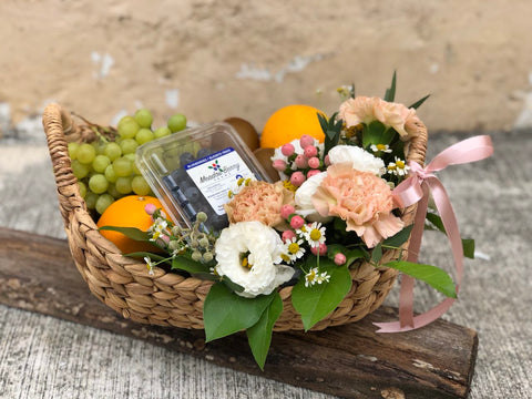 Basket Of Well-Wishes