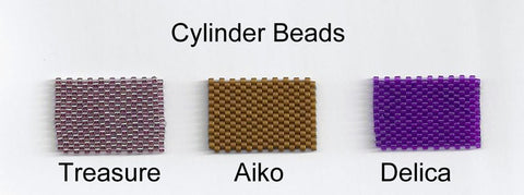 cilinder seed beads