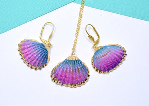 Scallop Shell set