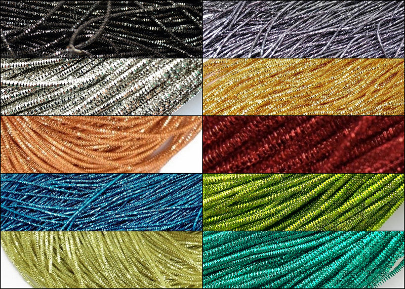 bullion french wire set colors