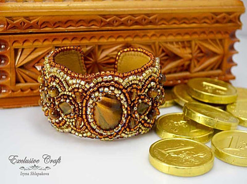 "Bracelet ""Ancient Treasure"""