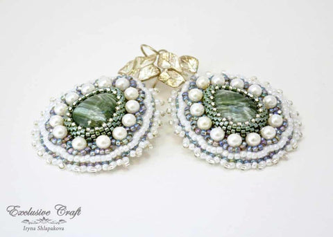 "Earrings ""Magic Dreams"""