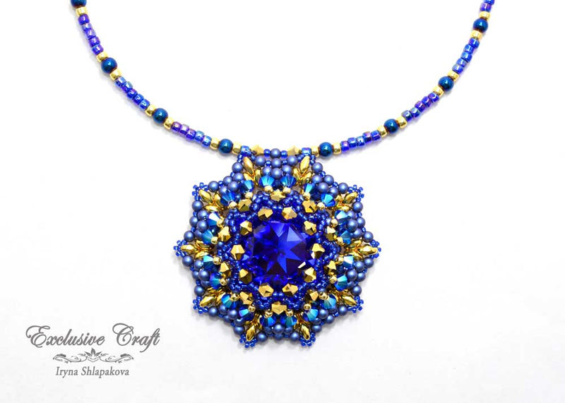 "Pendant ""Starry Night"""