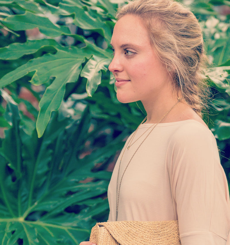 A Photoshoot of Our Raffia Bags and Raffia Clutches in New Orleans Garden District