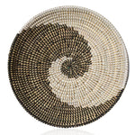 African Flat Basket | Wall Basket