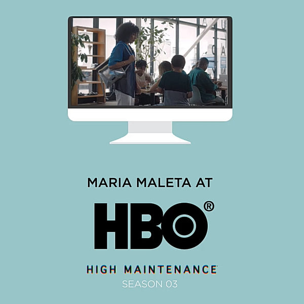 Maria Maleta at HBO - High Maintenance
