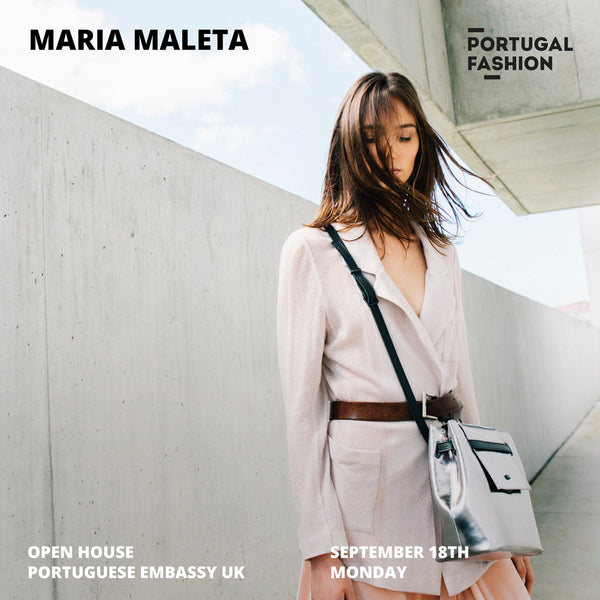 Maria Maleta at London Open Day