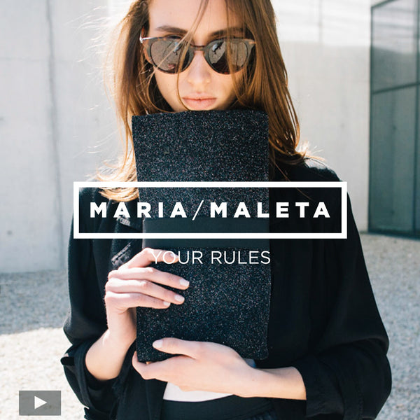 Maria Maleta Your Rules Video