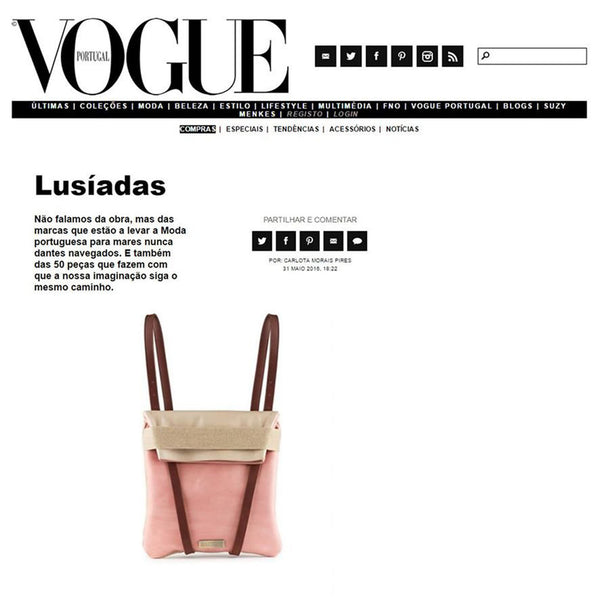vogue backpack buy