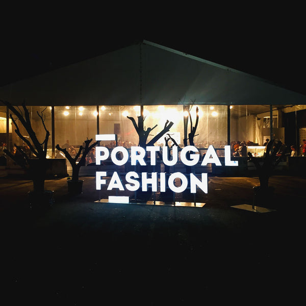Maria Maleta at Portugal Fashion