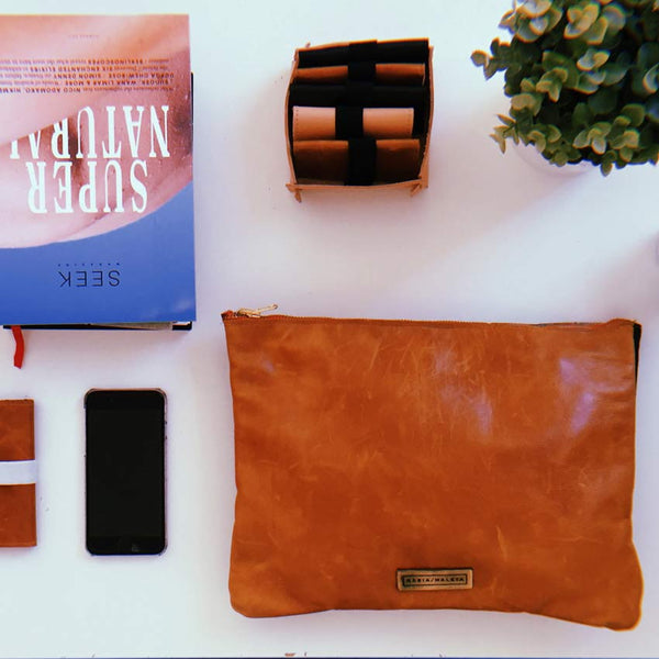 RECYCLE YOUR LEATHER BAG