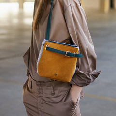 BELT-BAG-YELLOW-SMALL-SIZE-WOMAN