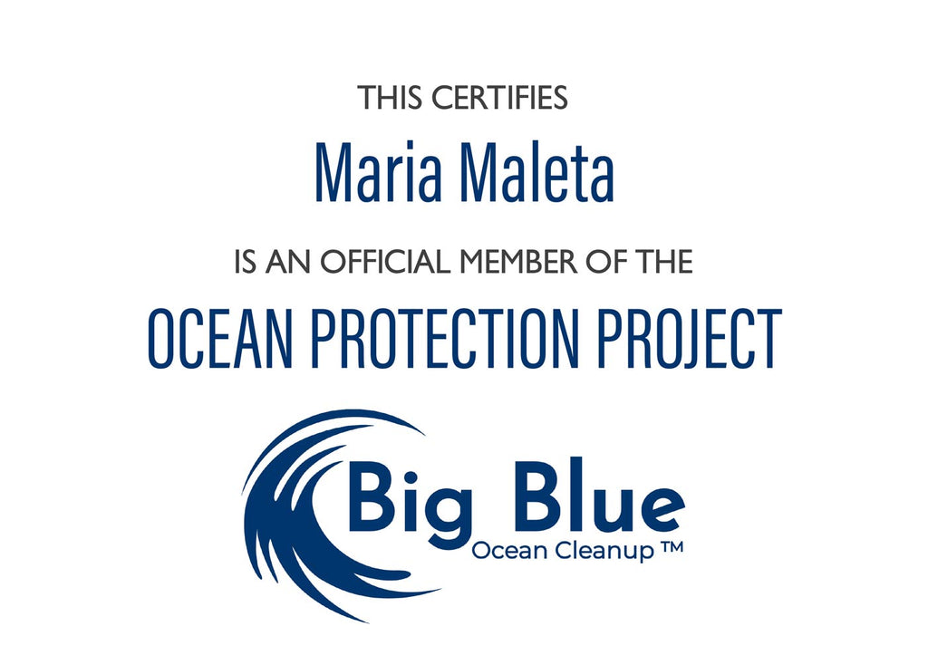 brand with a cause ocean protection