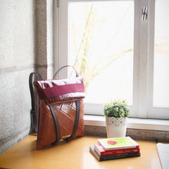 backpack-women-brown-leather