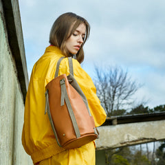 drawstring-backpack-Camel-leather
