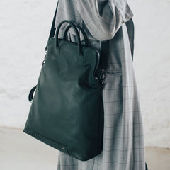 messenger-bag-green-leather