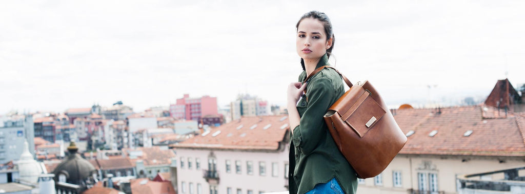 shoulder bags collection brown leather