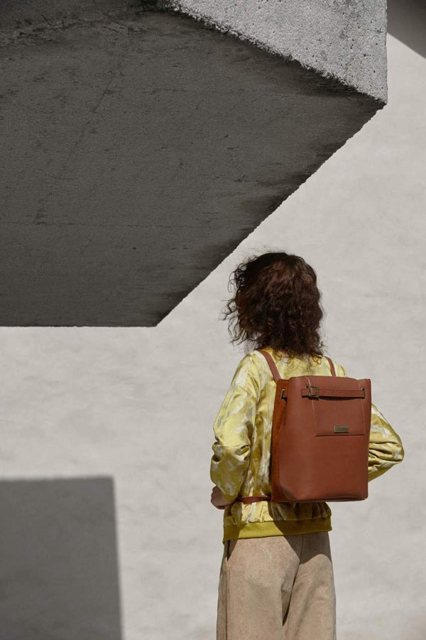 Terracotta Backpack & Bag