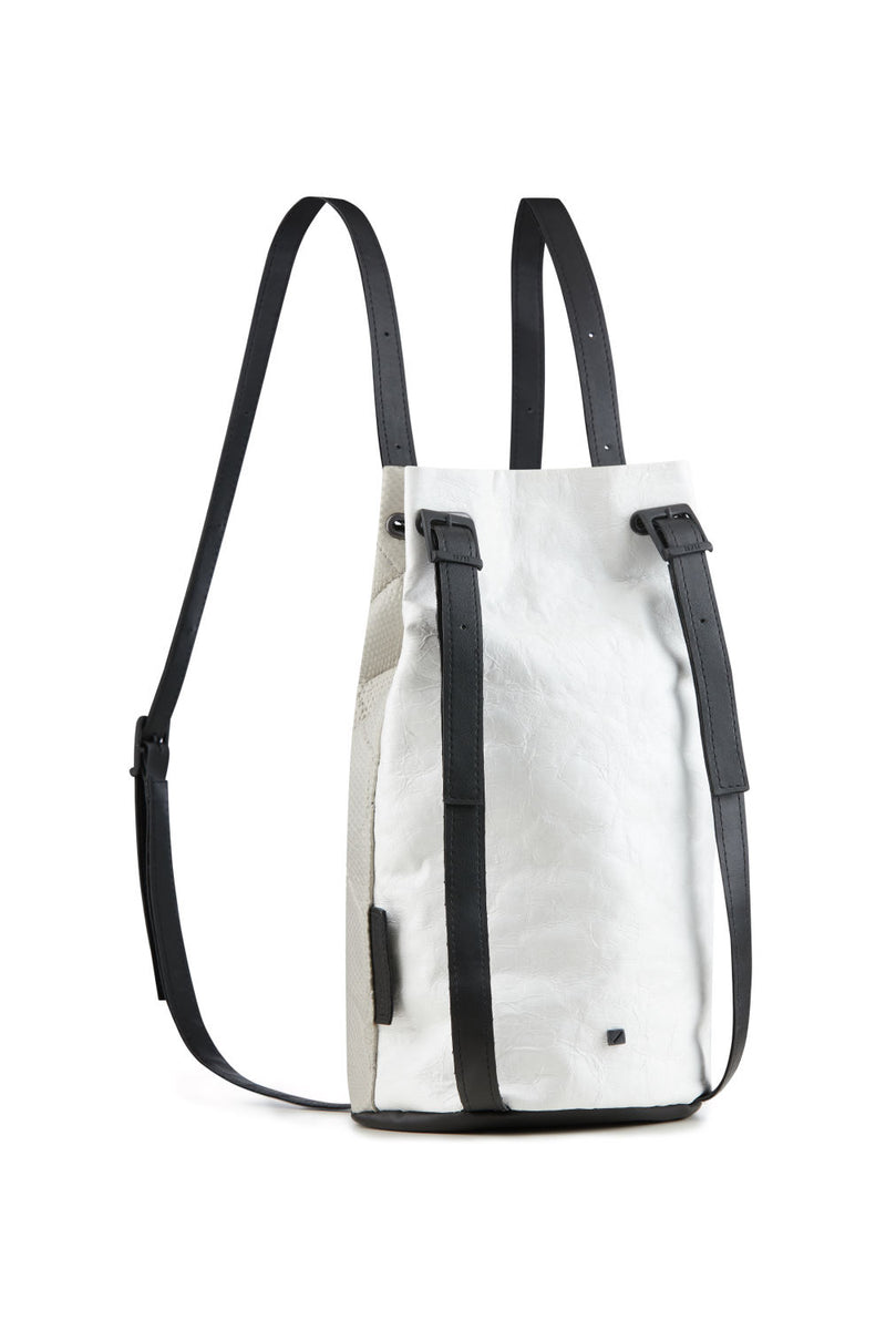 women backpack white