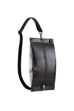 women Shoulder bag black and grey - Design brand