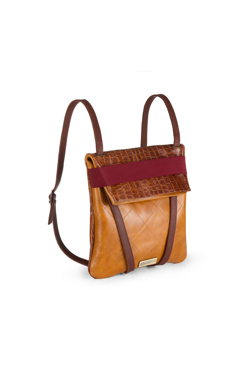 WOMEN-BACKPACK-BROWN-LEATHER-DESIGN-BRAND1