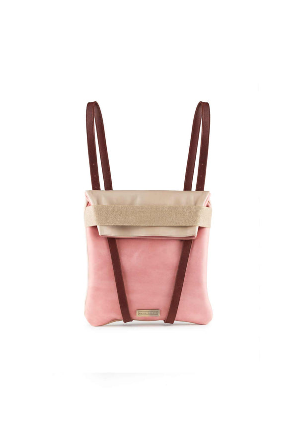Women-backpack-light-pink