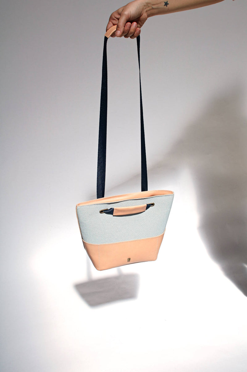 crossbody bag light colors