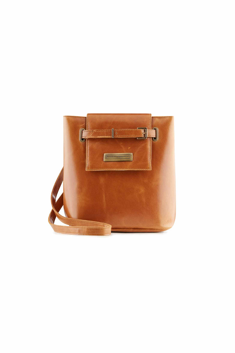 small SHOULDER BAG CLASSIC BROWN