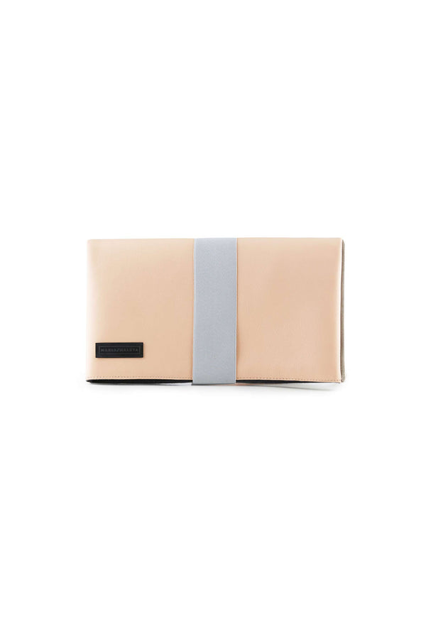 Blush Clutch Bag
