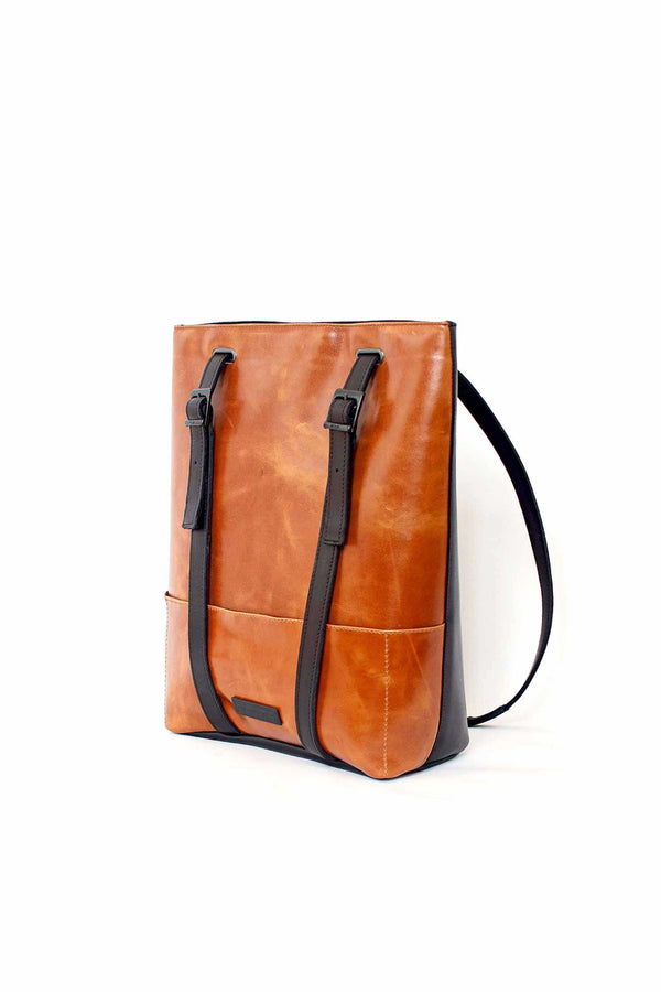 tote-backpack-brown-and-black