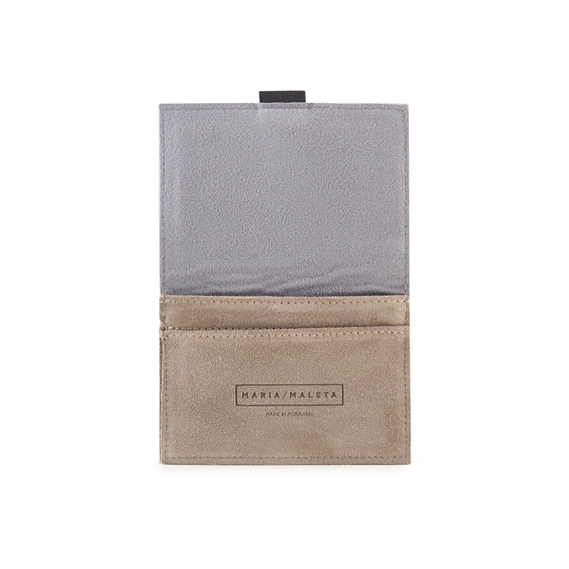 inside wallet card holder leather