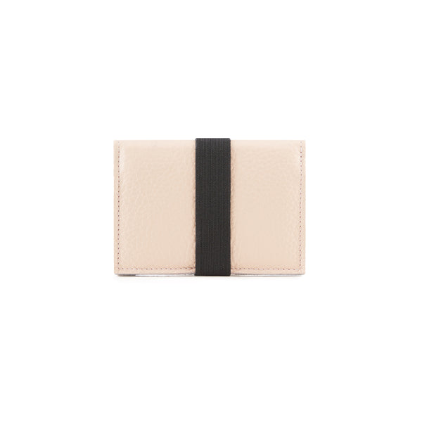 Leather wallet cute pink women