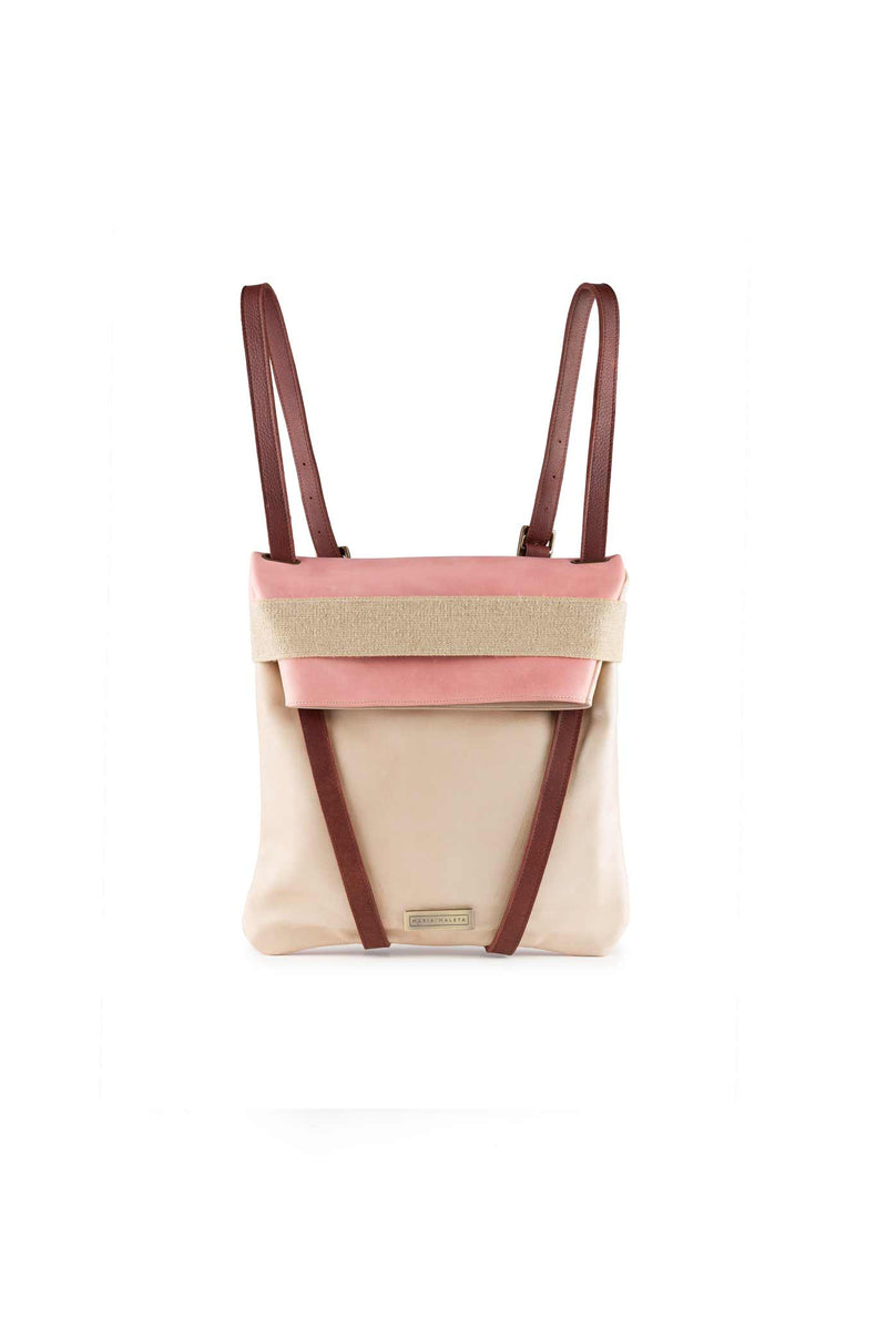 women-backpack-soft-rose