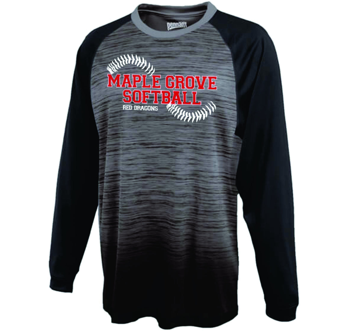 MG SOFTBALL - LONG SLEEVE PERFORMANCE TSHIRT
