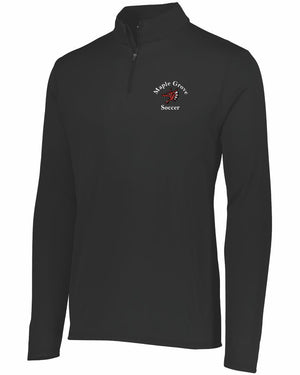 MG SOCCER - MENS PERFORMANCE QUARTER-ZIP