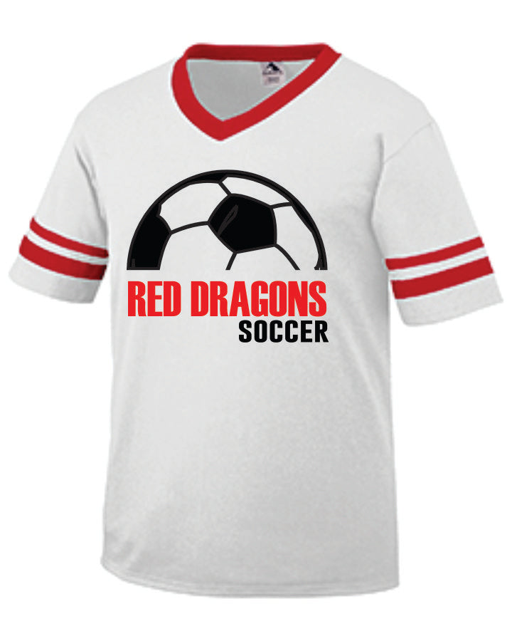 MG SOCCER - SLEEVE STRIPE JERSEY